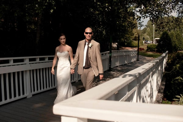 September 8, 2012. Holly Springs, North Carolina.. The wedding of Mark LeSage and Kelly Gehle