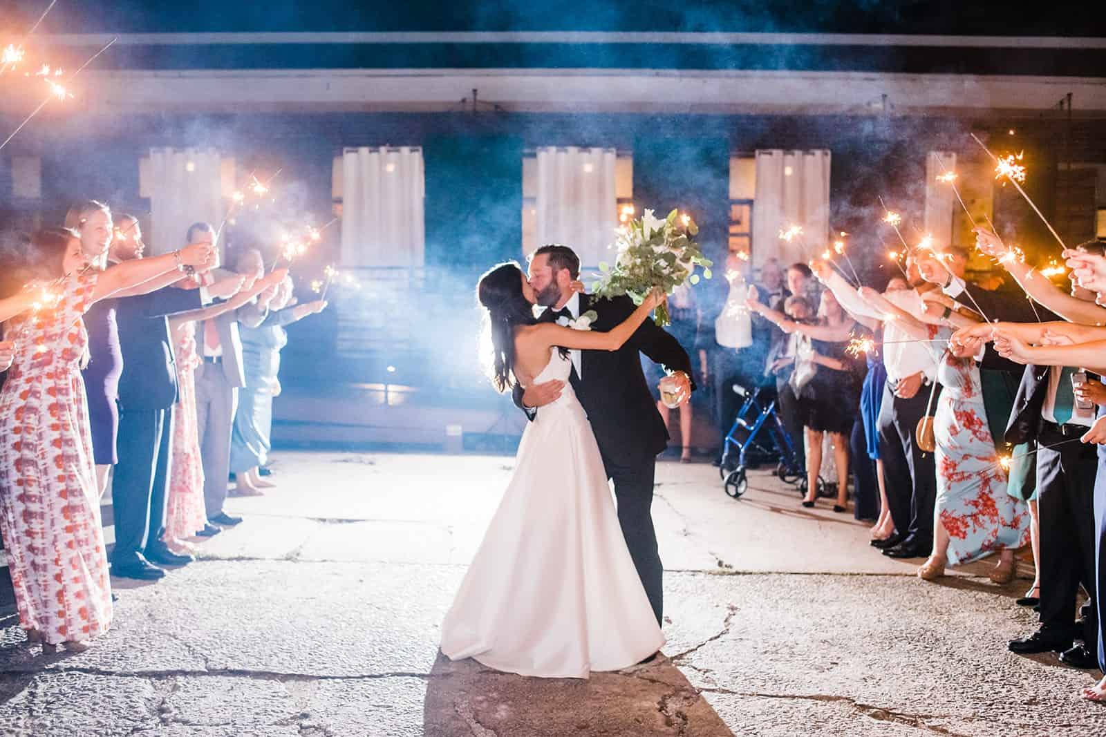 Sarah & Martin Jernigan Wedding
